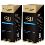 NEUD Natural Hair Inhibitor for Permanent Reduction of Unwanted Body & Facial Hair