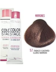 Coloration cheveux couleur tabac