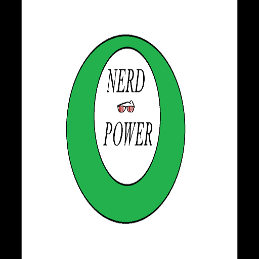 NERD POWER! BUTTON MOBILE