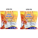 [Sponsored]10 Kg- JiMMy Cat Litter - JOLLY - Super Fine - 5 KG Pack Of 2 Total 10 Kg