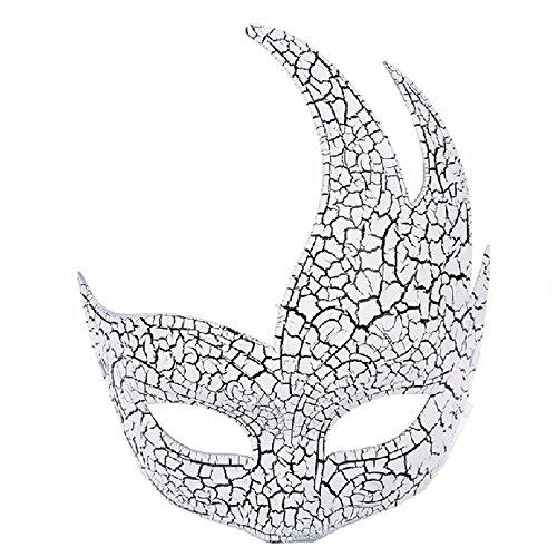 Maskerade,Make-up Tanz Maske Party Show halb Gesicht Venedig männlich Masquerade