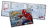 Freundebuch A5, Marvel Spider-Man