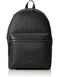HUGO Rocket S_backpack, Sacs à dos homme, Noir (Black), 14.5x43x28 cm (B x H T)