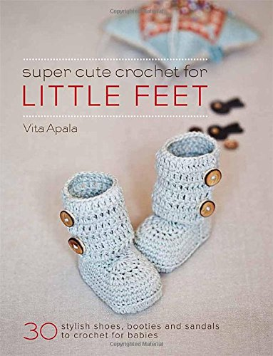 super-cute-crochet-for-little-feet-30-stylish-shoes-booties-and-sandals-to-crochet-for-babies