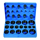 Settore Automobilistico Best Deals - BGS 8045, Set di anelli O-Ring per rubinetto, Ø 3-50 mm, 419 pz.