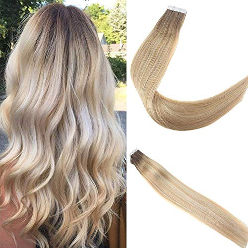 Easyouth Balayage Tape Extensions 14