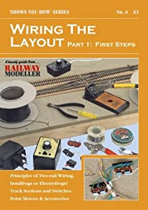 A5 Peco Shows You How Booklet:- Wiring the Layout Part 1-1st Steps