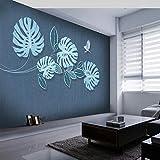 Panno da parete senza cuciture del sofà della carta da parati senza cuciture tridimensionale dipinta a mano tridimensionale della carta da p Carta Da Parati moderna 3D Fotomurali spiaggia-250cm×170cm