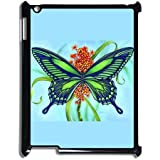 Generic Abs Shatterproof For Girls Shells Have Butterfly 2 For Ipad 3