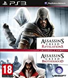Cheapest Assassin's Creed Double Pack (Brotherhood and Revelations) on PlayStation 3