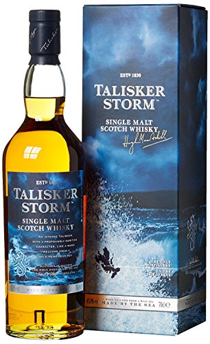 Talisker Storm Whisky Escocés - 700 ml