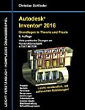Product icon of Autodesk Inventor 2016 - Grundlagen in Theorie und