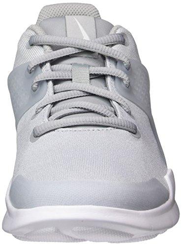 NIKE Leggings pour femme Squad Gris (Wolf Grey/White)