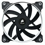 Corsair AF120 Quiet Edition High Airflow PC-Gehäuselüfter (120mm, Single Pack) schwarz