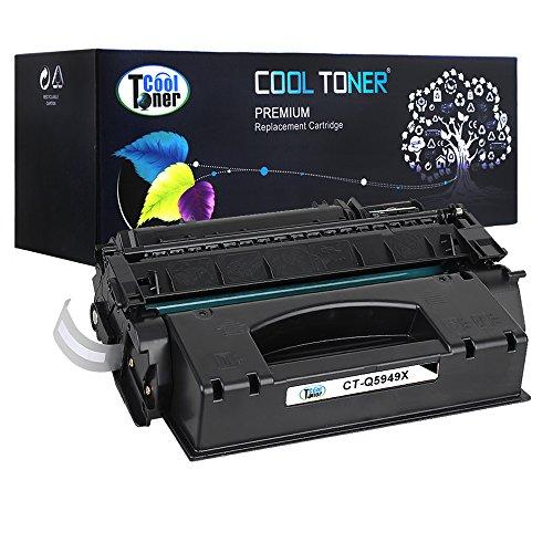Cool Toner kompatibel toner fuer Q5949X(49X) Tonerkartusche replacement fuer HP LaserJet 1320...