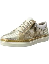 2183f5645bbd Suchergebnis auf Amazon.de für  Sneaker Gold - Sneaker   Damen ...