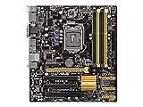 ASUS Q87M si/e/Csm LGA1150/Intel Q87Quad/DDR3/CrossFireX/SATA3& USB3.0/a & Gbe/microATX Motherboard