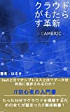 innovation from cloud: SaaS On premises storage Introduction for IT beginner CAMBRIC (Japanese Edition)
