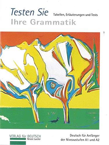 (Die Grammatik-Plakate A1/A2: Die Grammatik-Plakate: für den Schüler / Testheft)