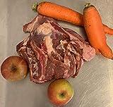 TERRA-PURA Tiernahrung Barf, Frostfutter, Bio-Rindfleischkiste 25 KG