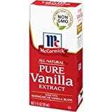 3x McCormick Pure Vanilla Extract (Vanilleextrakt zum