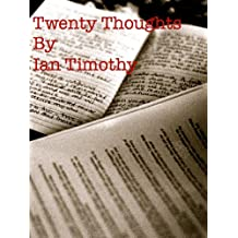 Twenty Thoughts
