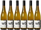 Thomas Hensel Weissburgunder & Chardonnay Aufwind 2015 Trocken (6 x 0.75 l)