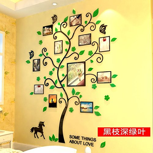 3D Wandaufkleber Wandtattoo Selbstklebend 3D Stereo Photo Wall Paste Can Remove Photo Stickers Paper Self Adhesive Wall Mural Decorations Background,443: Black Black Box Dark Gree