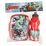 Set Vuelta AL Cole 2 PCS. (Botella Sport Y SANDWICHERA) Avengers Gallery