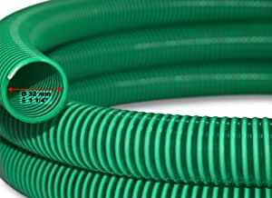 5m Pond Hose Corrugated and flexible Fish Pump in 1 1/4 Inch (32mm)