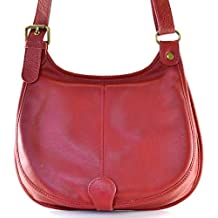 Cuir Sac Oh Bag Cartouchière My Style Besace Soldes À Lisse Main AnAYErqxw