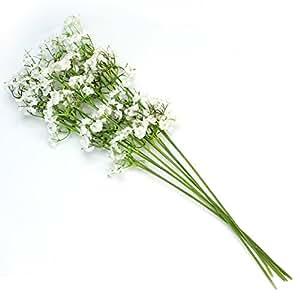 6er schleierkraut kunstblumen k nstliche pflanzen gypsophila kunstpflanze deko k che. Black Bedroom Furniture Sets. Home Design Ideas