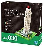 Nanoblock - Puzzle 3D, Tematica: Torre di Pisa