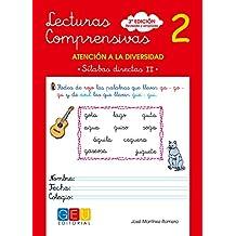 Lecturas comprensivas 2 - Sílabas Directas II
