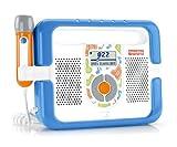 Mattel T5268-0 - Fisher-Price MP3 Player für Kinder mit einfacher Steuerung und großen Knöpfen