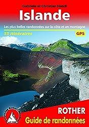 Islande : 50 randonnées sélectionnées sur