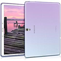 kwmobile Samsung Galaxy Tab S 10.5 T800 / T805 Hülle - Silikon Tablet Cover Case Schutzhülle für Samsung Galaxy Tab S 10.5 T800 / T805