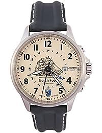 Junkers Herren Quarz Armbanduhr Limited Edition Gorch Fock