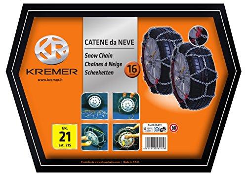 KREMER 219 Schneeketten - 2