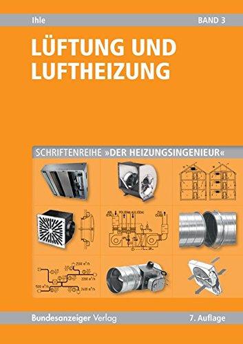 Lüftung und Luftheizung (Schriftenreihe