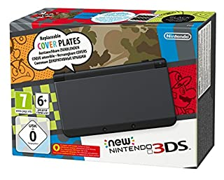 Console New Nintendo 3DS - noire (B00S84TXLM) | Amazon price tracker / tracking, Amazon price history charts, Amazon price watches, Amazon price drop alerts