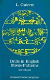 Telecharger Livres Drills in english stress patterns ear and speech training drills and tests for students of english (PDF,EPUB,MOBI) gratuits en Francaise