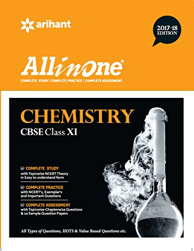 All in One CHEMISTRY Class 11th