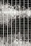 Douglas Taylor – Sky Reflections BW Kunstdruck (60,96 x 91,44 cm)