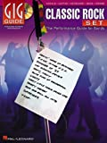 GIG GUIDE CLASSIC ROCK SET PERFORMANCE GUIDE FOR BANDS BK/CD (Gig Guides)