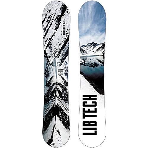 LIB Tech Herren Freeride Snowboard Cold Brew C2 158W 2019