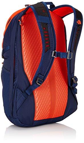 The North Face Pocono 20L - Freizeitrucksack Cosmic Blue/Acrylic Orange