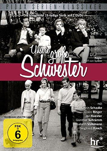 Unsere große Schwester - die komplette Serie [2 DVDs] (Ringer Große)