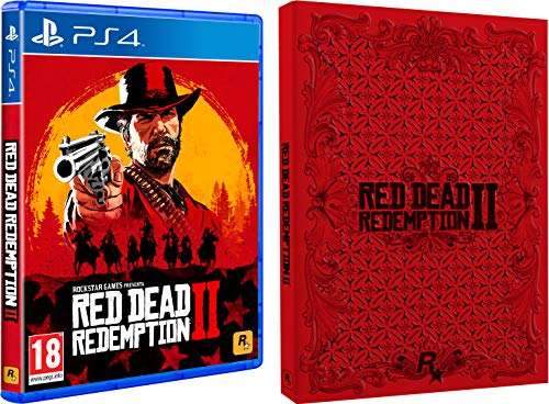 Red Dead Redemption 2 + Steelbook PS4