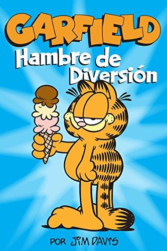 Garfield: Hambre de Diversion (AMP! Comics for Kids) por Jim Davis